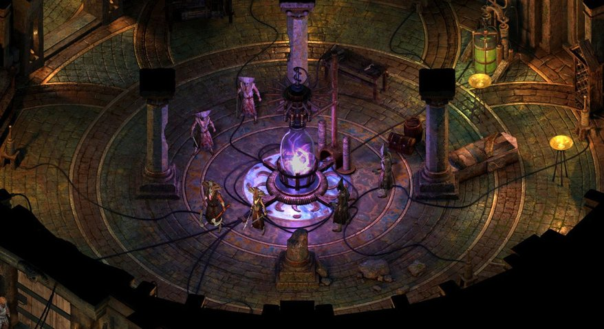 Pillars of Eternity Top 20 Best PC RPGs of 2015