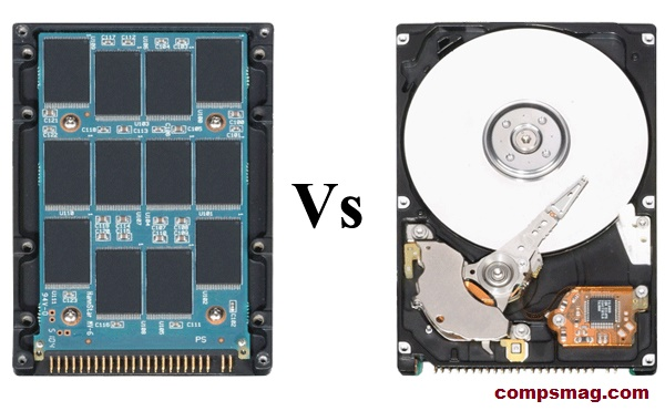 HDD or SDD hdd vs ssd