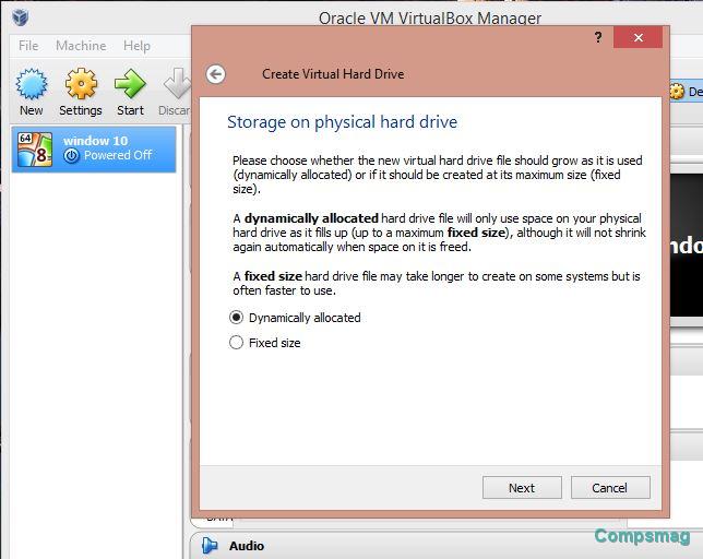 ubuntu on machine