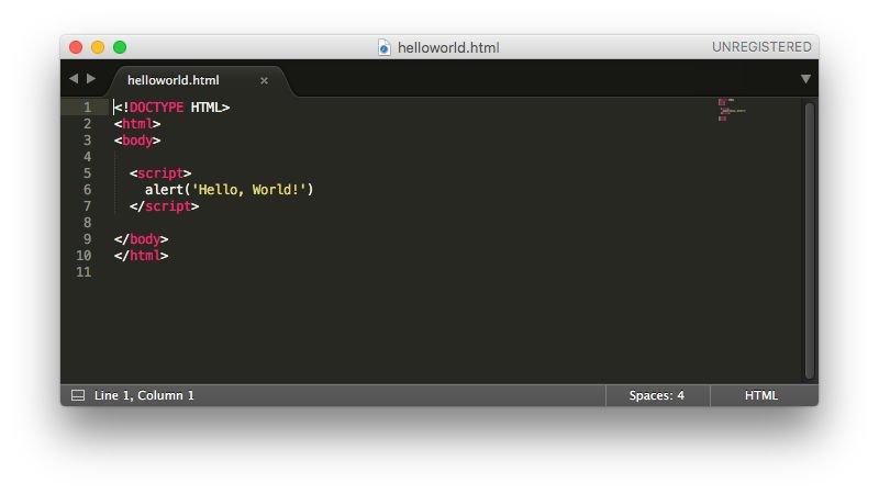 Learn JavaScript in Mac OS X.